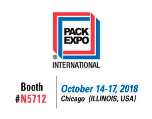 United Barcode Systems At Pack Expo Chicago 2018