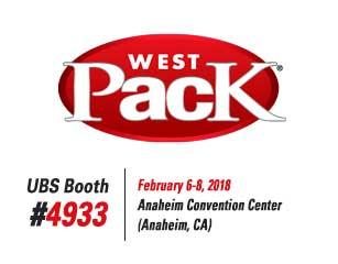 One more year, United Barcode Systems is official exhibitor at WestPack