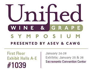 United Barcode Systems is excited to be participating in the 2017 Wine Symposium in Sacramento (California)